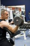 健身体操培训 免版税库存照片