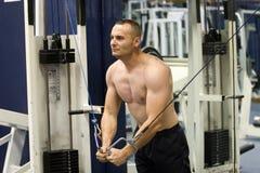 健身体操培训 库存图片