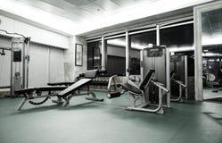 健身俱乐部在豪华旅馆里 图库摄影