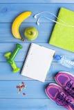 健身健康概念 库存照片