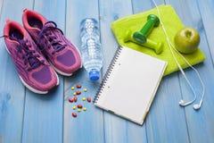 健身健康概念 库存图片