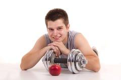 健身健康生活 库存图片