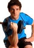 健身培训人 库存图片