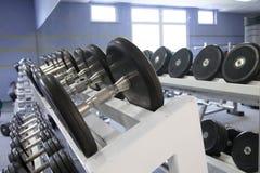 健身大厅 免版税库存图片