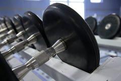 健身大厅 免版税库存照片