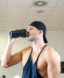 健身房训练锻炼 库存图片