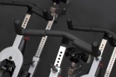 健身房设备 免版税库存图片