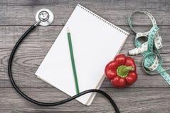 健身概念用果子 健身刺激 库存图片