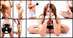 健身生活 图库摄影