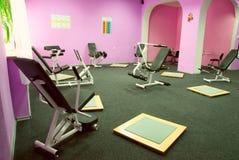健身空间 库存图片