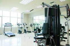 健身空间 免版税库存照片