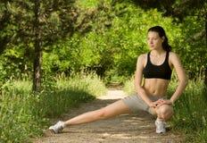 健身系列 免版税库存图片