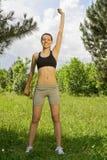 健身系列 库存图片