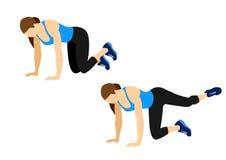 健身行使刺激 库存照片