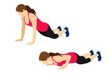 健身行使刺激 库存图片