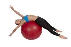 健身训练 免版税库存图片