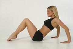 健身设计 免版税库存照片