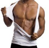 健身设计 免版税库存图片