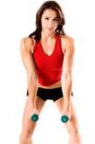 健身锻炼 库存照片