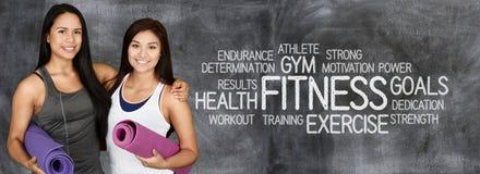 健身锻炼 免版税库存图片