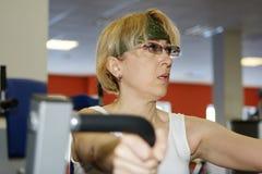 健身 免版税图库摄影