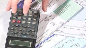 储蓄英尺长度家财务 影视素材