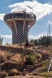 储水池保罗Afonso的水力发电站 免版税图库摄影