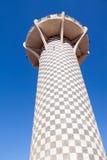 储水池保罗Afonso的水力发电站 免版税库存照片