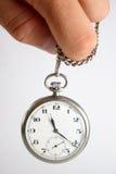 催眠状态手表 免版税库存照片