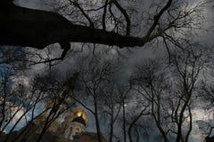 傲德萨乌克兰老镇  免版税图库摄影