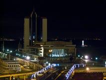 傲德萨海港黑海的 图库摄影