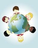 儿童世界 免版税图库摄影