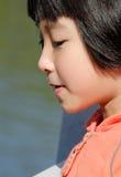 儿童中国人表面 图库摄影