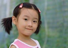 儿童中国可爱 免版税库存图片