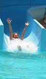 儿童乐趣有池 免版税库存照片