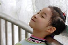 儿童休眠 图库摄影