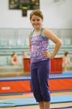 儿童体育运动 免版税库存图片