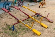 儿童公园 库存图片
