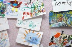 儿童图片 免版税图库摄影