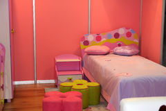 儿童居室 免版税库存图片