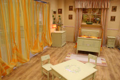 儿童居室 库存照片
