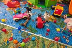 儿童居室 向量例证
