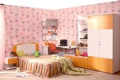 儿童居室s 库存照片