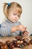 儿童工作 免版税图库摄影