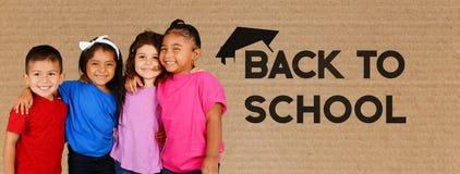 儿童教室课程实际学校 免版税库存照片