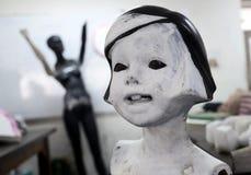 儿童时装模特 免版税图库摄影
