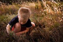 儿童本质年轻人 库存照片