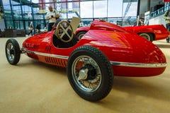 儿童汽车Stanguellini Bambini 100cc, 1948年 库存照片