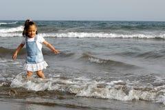 儿童海洋 免版税库存照片