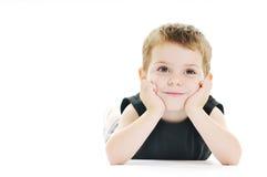 儿童游戏楼层 免版税库存图片